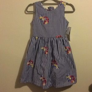 Rare Editions | Girls Flowered Dress